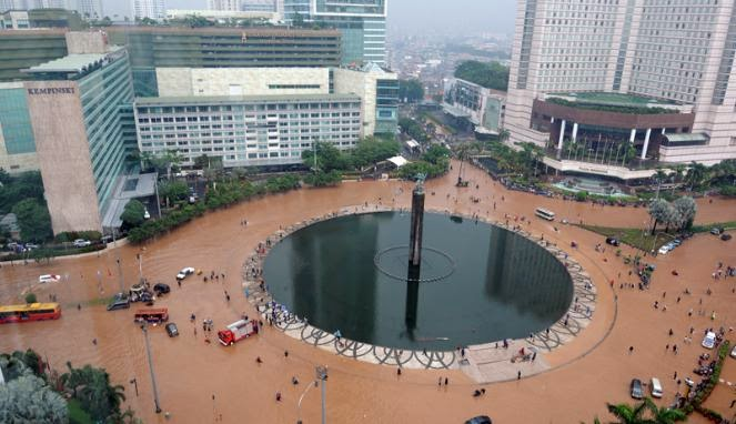Makalah Tentang Banjir Di Jakarta Catatan Makalah Info