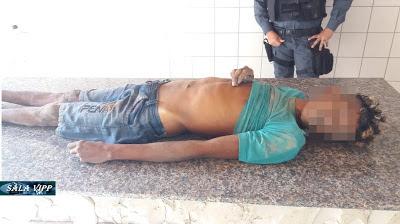 Em Chapadinha, ajudante de pedreiro é morto suspeito de estrangulamento