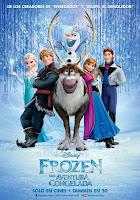 pelicula Frozen: Una aventura congelada (2013)