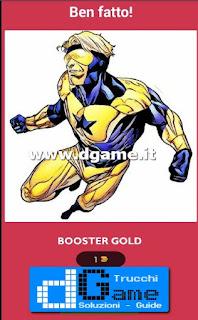 Soluzioni Ultimate Comics Quiz livello 96