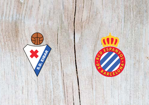 Eibar vs Espanyol - Highlights 21 January 2019
