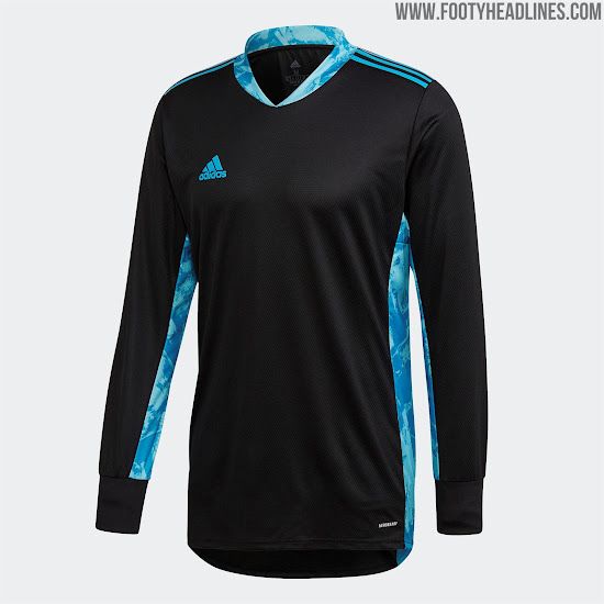Adidas Euro 2020 & 20 21 Goalkeeper Kit Template Released