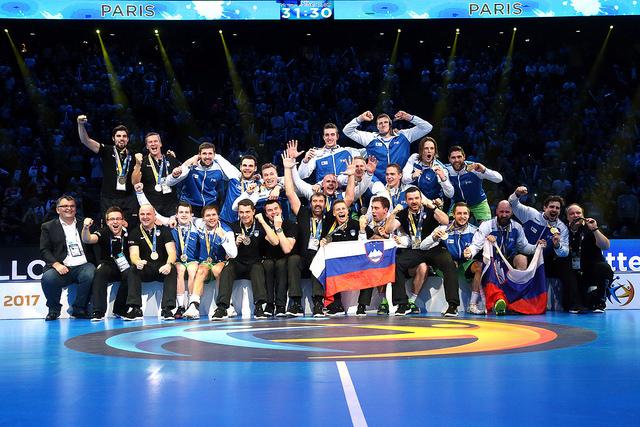 Eslovenia bronce handball #Francia2017