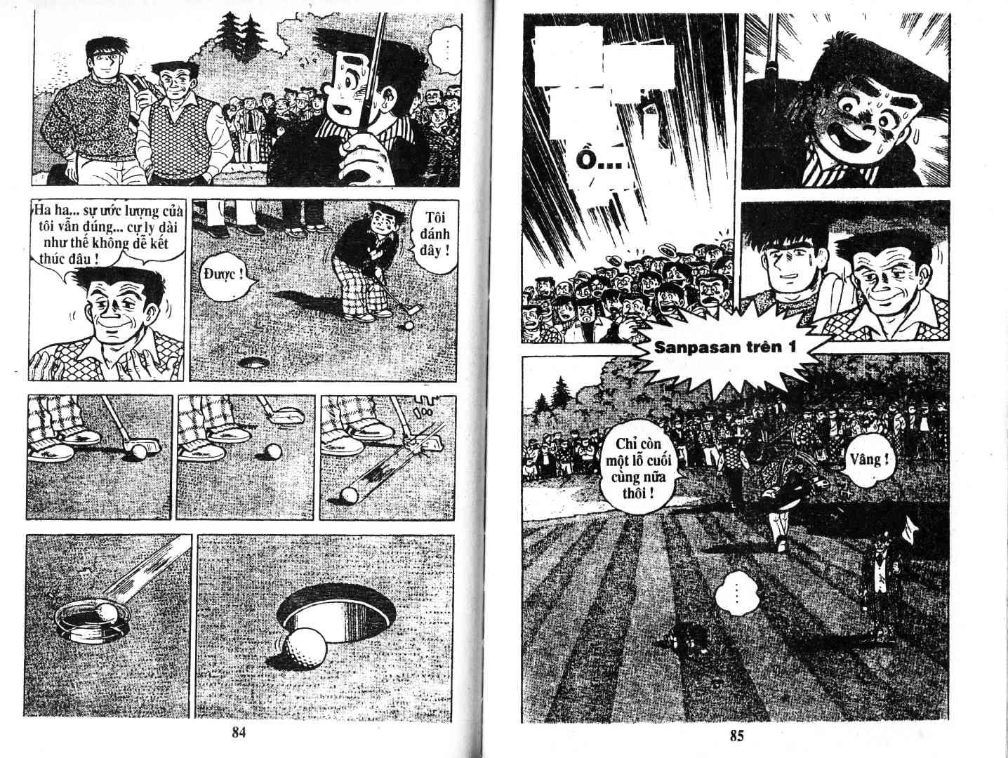 Ashita Tenki ni Naare chapter 52 trang 41