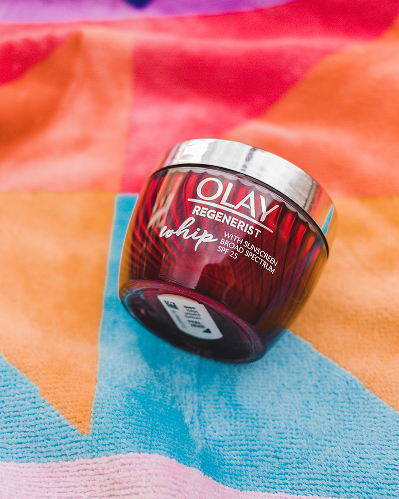 Olay Whips, Olay Whips with SPF, best SPF moisturizers