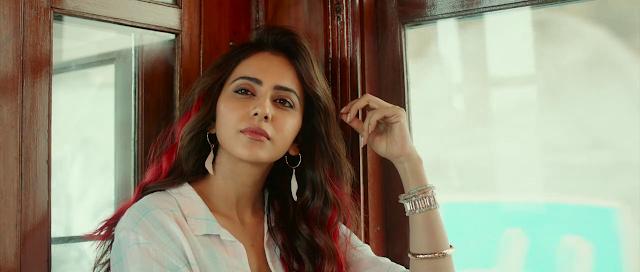Manmadhudu 2 (2019) Full Movie Hindi Dubbed 720p HDRip ESubs Download