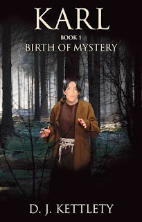 Karl - Birth of Mystery Cover