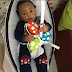 Daddy is still trying hard to get exclusive access to you - Tonto Dikeh's husband tells son ahead of his birthday