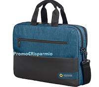 Logo Con M&M's vinci gratis una borsa per computer