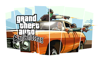 200MB Download GTA San Andreas APK + DATA For Android