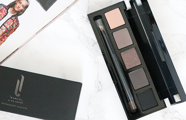HD Brows Eyeshadow Palette
