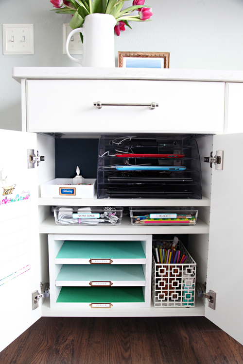 pinterest station kaboodle crafts pin charging cabinet charger mail