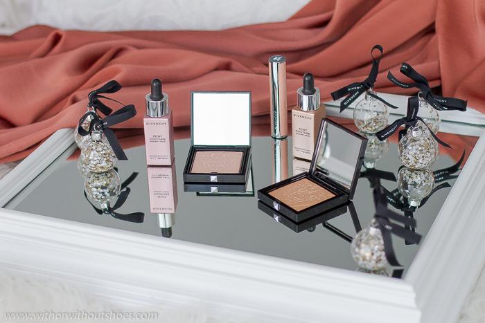 Blog influencer de belleza opinion haul productos maquillaje iluminadores Givenchy