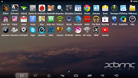 Launcher PROBOX2 XBMC KODI