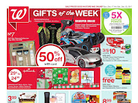 Walgreens Weekly Ad circular December 17 - 23, 2017