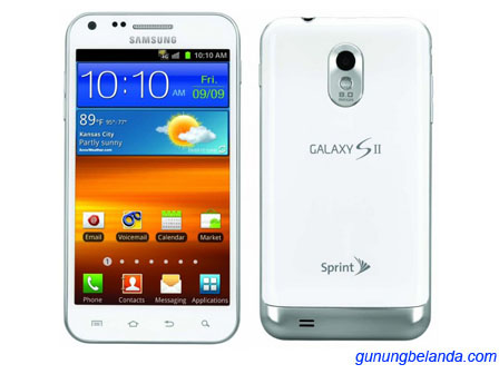 Download Firmware Samsung Galaxy S2 Epic 4G Touch SPH-D710