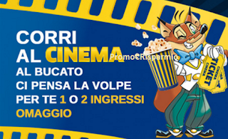 Logo Con General Detersivo ricevi biglietti cinema in omaggio
