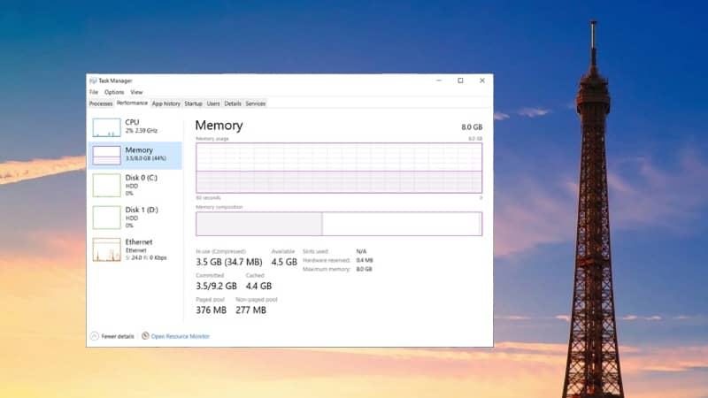 Windows 10 Build 21364 brings two new features to Windows Task Manager