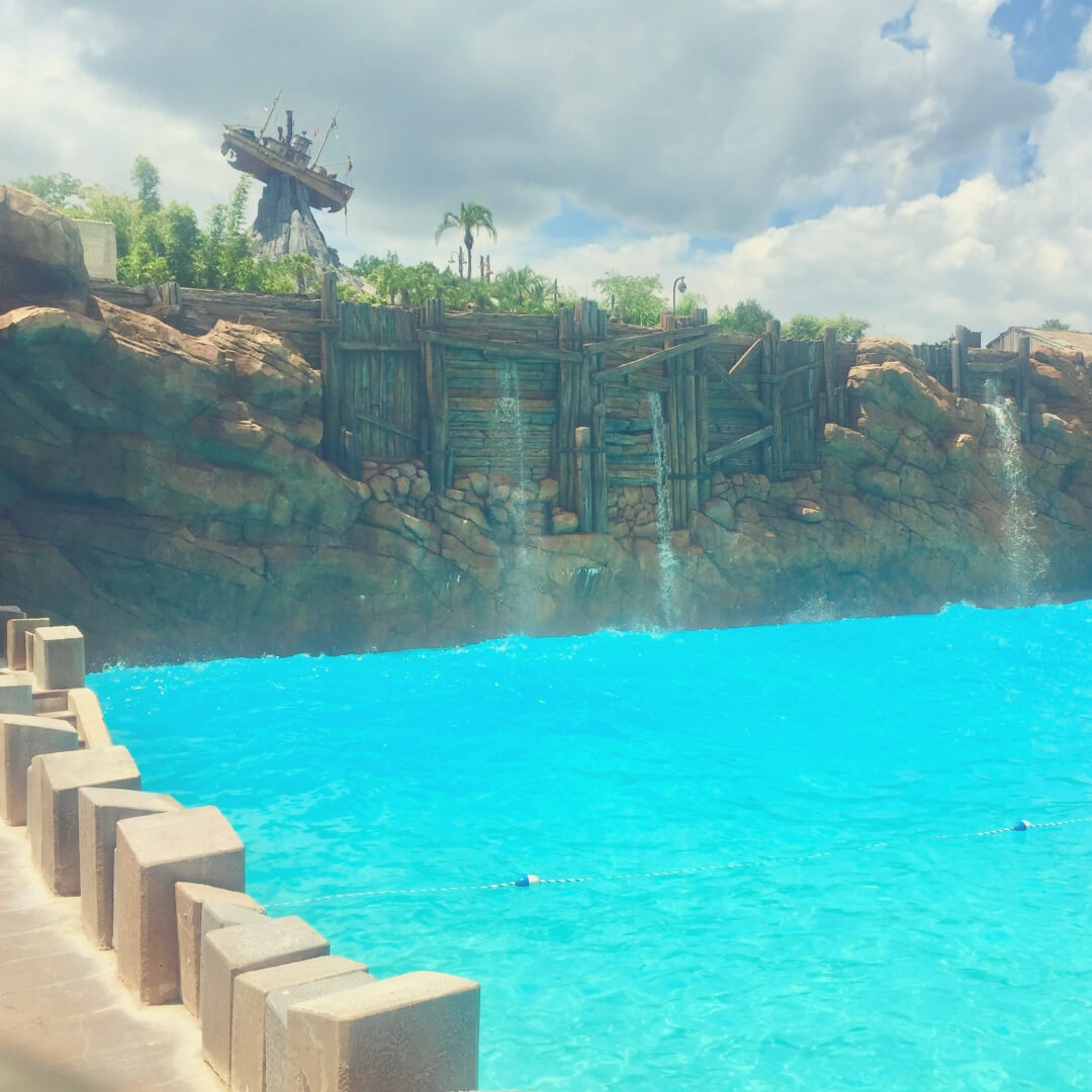 Top 7 Things You Should Do At Typhoon Lagoon, Walt Disney World | Head for the pools at Typhoon Lagoon.