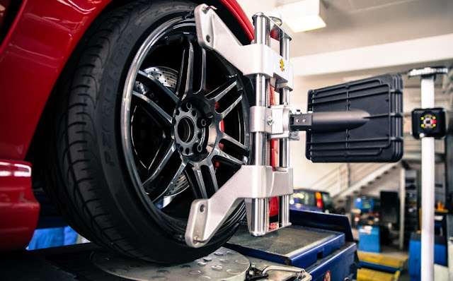 National Car Care Month: Spring Inspection of Your Alignment and Suspension