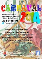 Carnaval de Valencina 2014