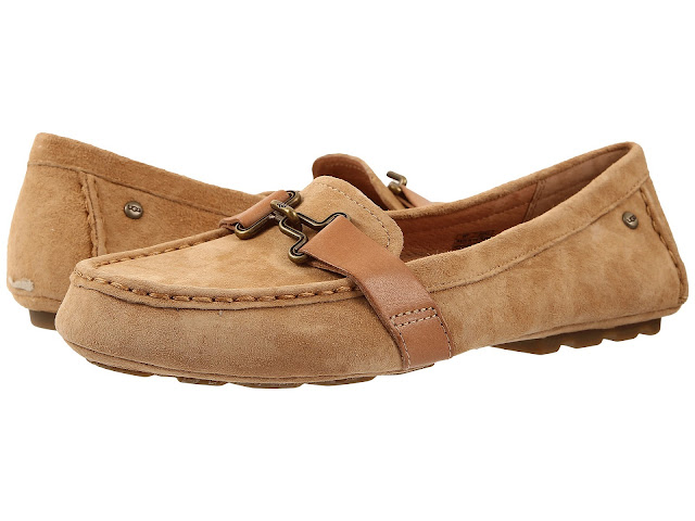 UGG Aven loafers are on sale for only $45 (reg $100)