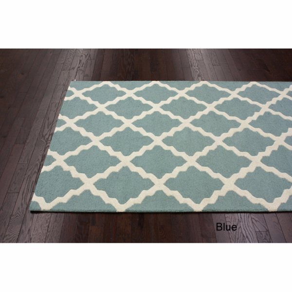 Copy Cat Chic Pottery Barn Teen Lattice Rug