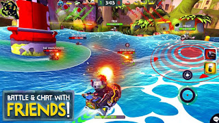 Download Battle Bay v2.2.14240 Apk + Mod (Money) Terbaru