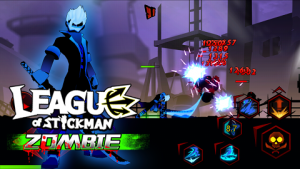 League of Stickman Zombie MOD APK Unlimited Money