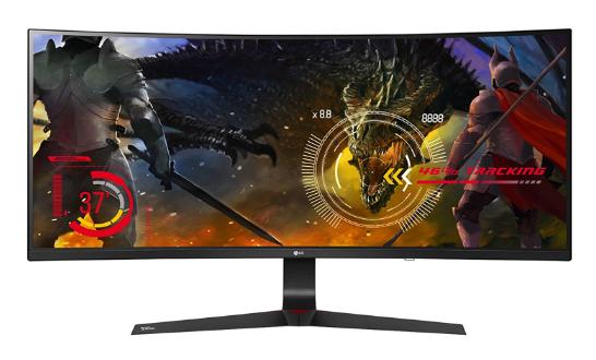 LG 34UG89G-B 34-Inch UltraWide IPS Gaming Monitor