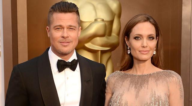 Brad Pitt enggan bayar nafkah anak kepada Angelina Jolie