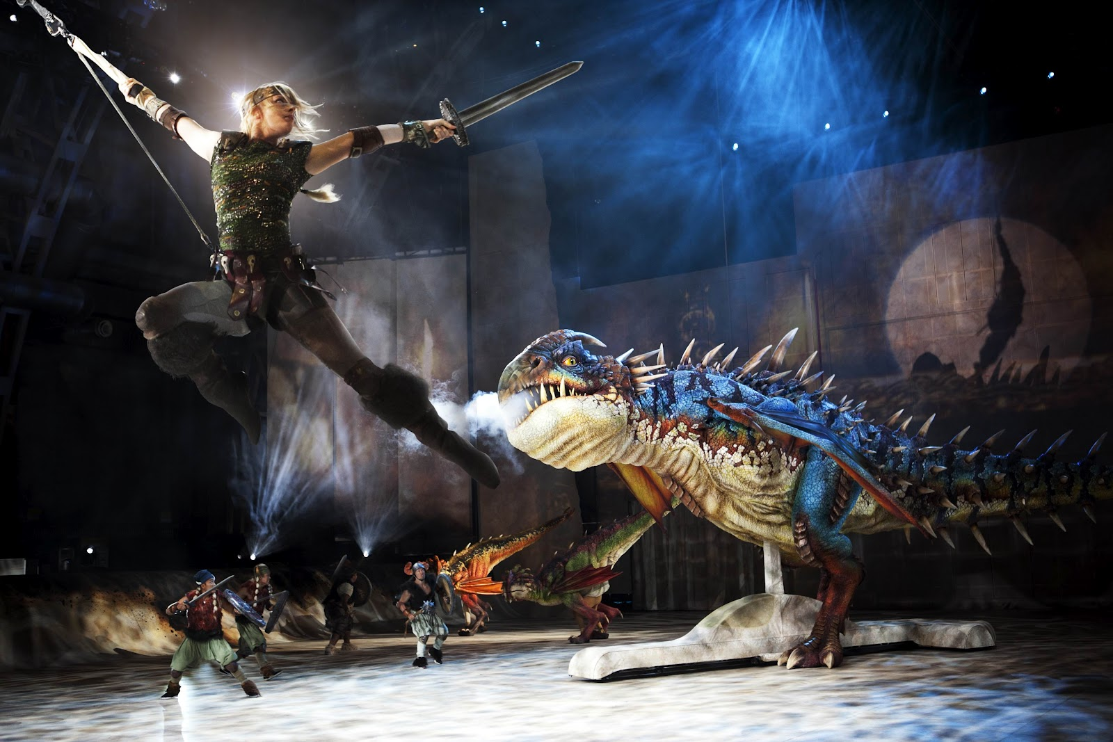 ChiIL Mama : Dragons and Drama and Dreamworks   Oh My!