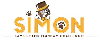 Risultati immagini per simon says stamp monday challenge