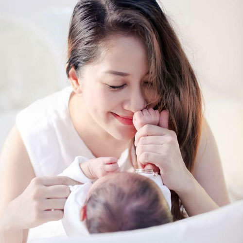Sinh con nặng cân khiến nhiều mẹ lo lắng