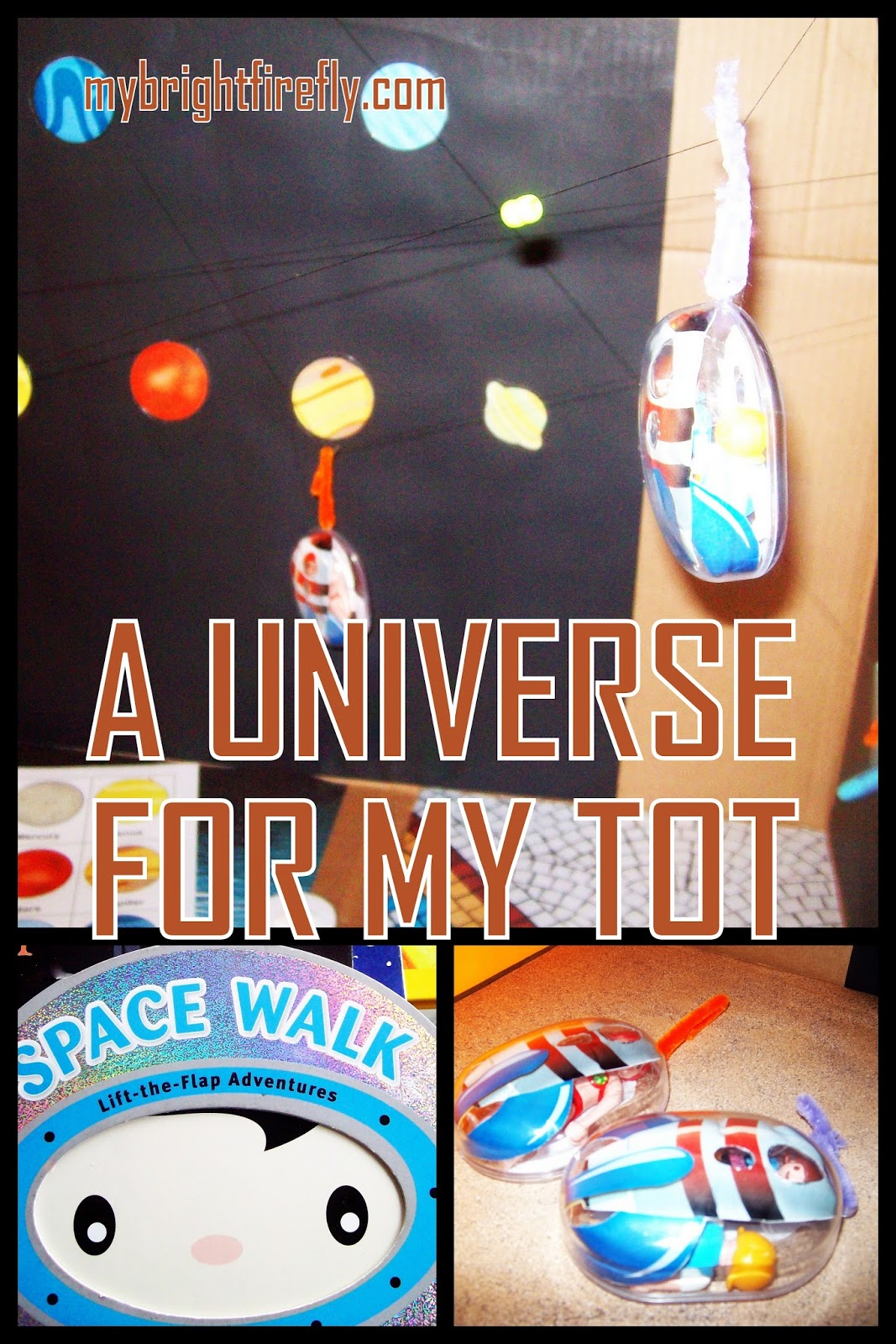 My Bright Firefly Space Preschool Activities