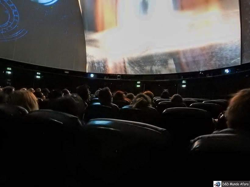 Cinema Marvels Super heroes 4D - Museu Madame Tussauds. Como visitar o museu de cera de Londres