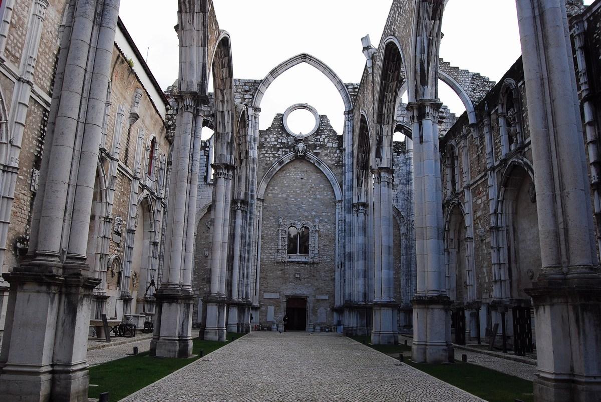 couvent des Carmes Lisbonne