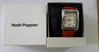 ,Jam tangan Hush Puppies dalam box
