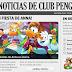 Diario de Club Penguin - Edición #556 | ¡La gran fiesta de Anna!