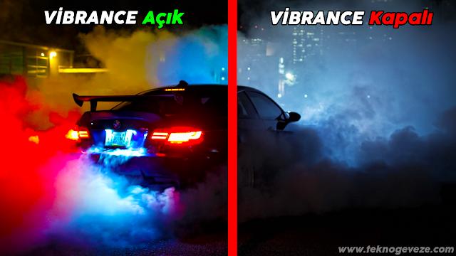 Photoshop Vibrance Nasıl Yapılır