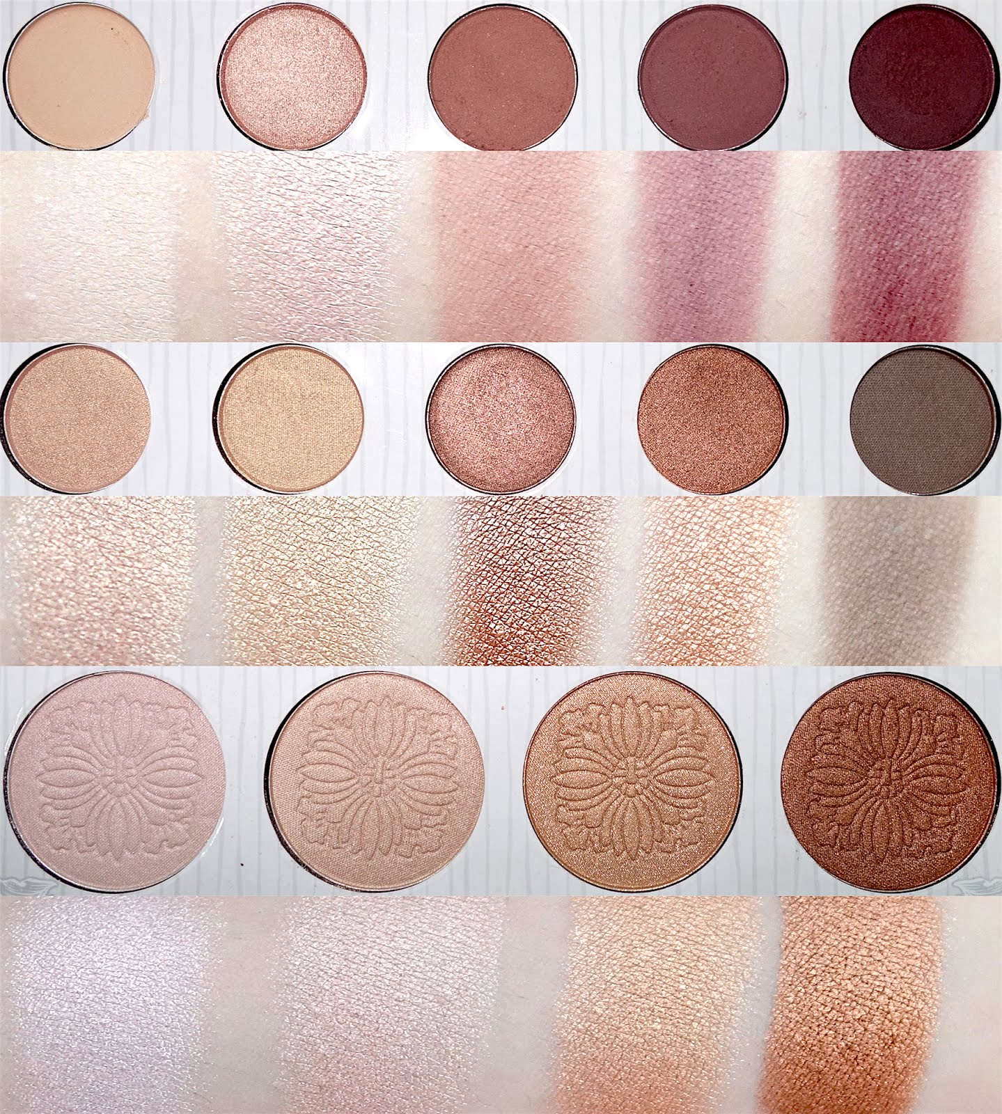 Carli Bybel X Bh Cosmetics Eyeshadow Amp Highlighter Palette