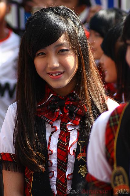Berbagi Foto Sinka JKT48