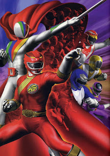 Hyakujuu Sentai Gaoranger Vs Super Sentai The Movie MP4 Subtitle Indonesia