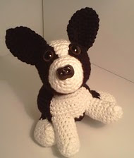 http://www.ravelry.com/patterns/library/zoe-baby-boston-terrier-amipal-amigurumi-stuffed-puppy-dog