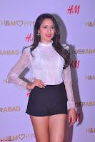 Pragya Jaiswal in lovely Black Mini Skirt and White Transparent Shirt ~  Exclusive 042.JPG