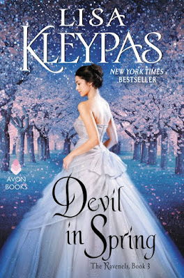 Book Review: Devil in Spring (The Ravenels #3) by Lisa Kleypas | About That Story