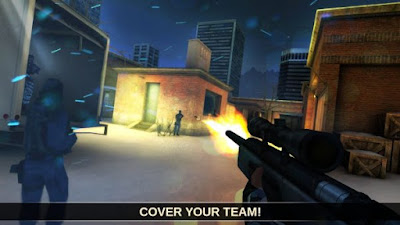 MOD Counter Attack Team 3D Shooter v1.1.68 Pro Apk Premium