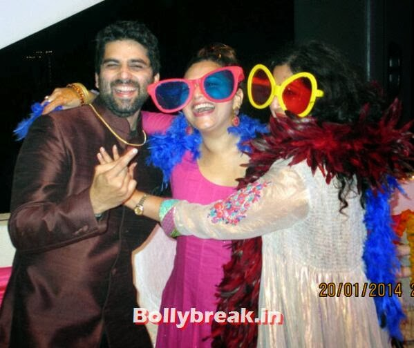 , Sameera Reddy Wedding Reception Unseen Pics