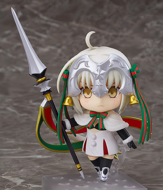"Nendoroid Jeanne D'Arc Lancer (Alter) Santa Lily ver. de ""Fate/Grand Order"" - Good Smile Company"
