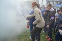 (ФОТО) Правило применения огнетушителя